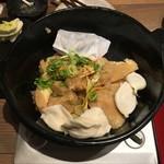 Jitokkokumiai - 炊餃子 880円