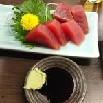 蘭 - マグロ(分厚い)