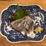 大衆酒場ゑい司 - 料理写真:真アジ 600円