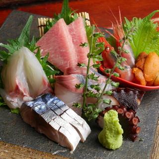 ◇旬菜・旬魚◇入荷に合わせて多彩なメニューをご用意