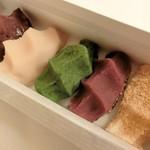 菊壽堂 - 高麗餅