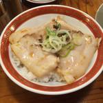 広州市場 - チャーシューご飯