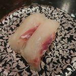 廻鮮寿司処 タフ - 真鯛