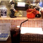 ラ クッチーナ ビバーチェ - アイスコーヒー