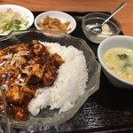 80530761 - 麻婆豆腐ご飯セット