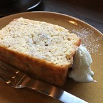 百春 - バナナとハチミツのパウンドケーキに寄ってみました