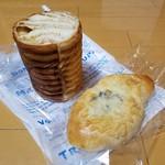 オリーヴァ・エテルナ - 料理写真:「オリーヴァ・エテルナ」さんでパンを購入