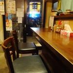 やいま食堂 - カウンター