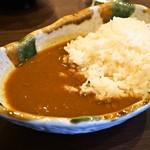 ステーキ倶楽部 BECO - カレー