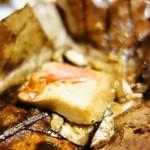 御料理 みつ乃家 - 金目鯛陶板焼き