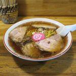 醤油屋本店 - 料理写真:ちゃーしゅう麺(788円)