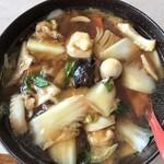 三宝亭 - 料理写真:五目うま煮麺 大盛り