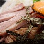 ラーメン魁力屋 - 油そば(730円+税)