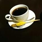 柿の木 - ホットコーヒー