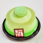 ジャンポール チェボー - 料理写真:フラワーブルー480円外税