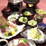 レストラン シャロン - 料理写真:会席料理お献立