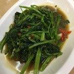 80541724 - 空芯菜の炒め物