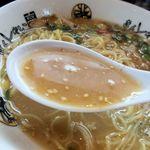 きんしゃい亭 - スープ