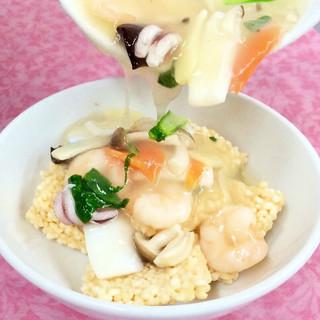 本格的な中華料理なのにヘルシー。健康志向の方におすすめ。