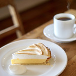 イイジマ コーヒー - レモンパイと風の中の歌