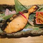 和食波奈 - 鮭の西京焼き