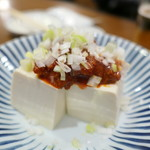 ギョウザマニア - 肉味噌豆腐