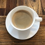 めし・カフェ・一風来 - 食後には珈琲美味しい!