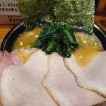 80546217 - チャーシュー麺中盛(980円)