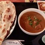 アジアン物語 - 料理写真:カレーうどんセット