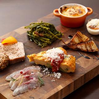 【旬を満喫♪】京都の食材を使用した季節感あふれる料理の数々