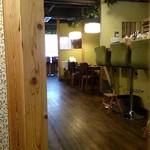 路のカフェ -