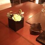 ヴィーニ デル ボッテゴン - 2月のお花 ぜんまいが春っぽい。