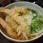 おにやんま - 料理写真:温 特上天ぷら