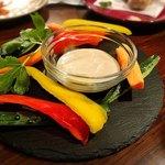 エビバル シモンズ - 野菜スティック✩
