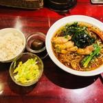 麺ダイニング ととこ - ランチセット(1,060円)