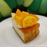 サンデーブランチ - おひさまのチーズケーキ