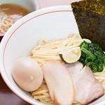 饗膳麺 昌㐂 - 芳醇魚介鶏白湯 味玉つけ麺