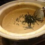 山芋の多い料理店 - 〆の雑炊