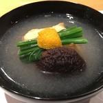 日本のお料理 稲垣 - お椀