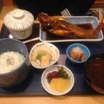 Woriduru - 地魚煮付定食