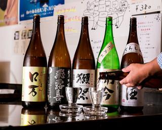 居酒屋よっちゃん 国分寺店 - ドリンク写真