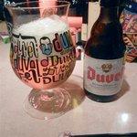 燻製バル けむパー - ベルギーのビール。デュバル¥1000