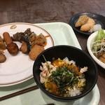 鹿児島プラザホテル天文館 - 鷄飯