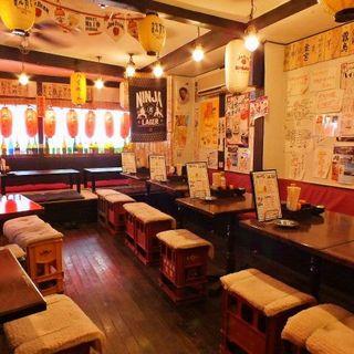 居酒屋よっちゃん 国分寺店 - テーブル 5名様