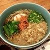 金太郎 - 料理写真:たぬきそば 860円