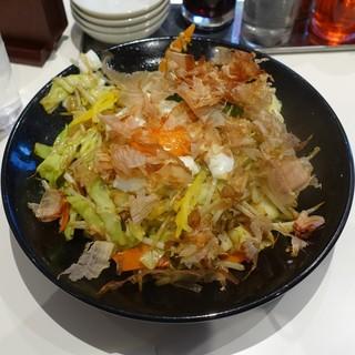 餃子の王将 - 極王焼そば680円