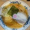 山系無双 烈火 - 料理写真:米沢らーめん大盛750円+100円
