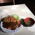 レストラン香港 - トルコライス('18/02/07)
