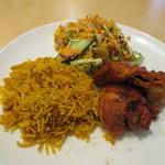 インド・ネパールレストラン ヒマラヤ - ビリヤニ&チキンティッカ&シシカバブ