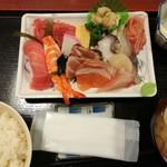 80567074 - ご飯は、お代わりが50円になったようです。